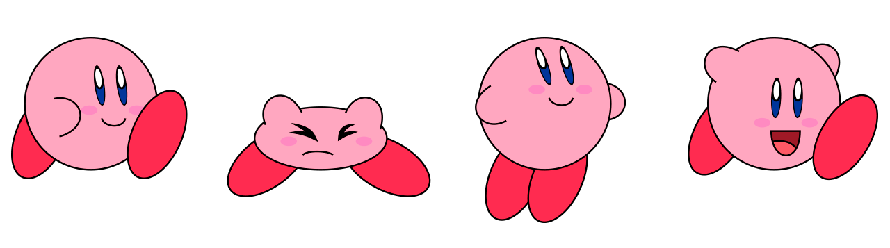Kirby actions