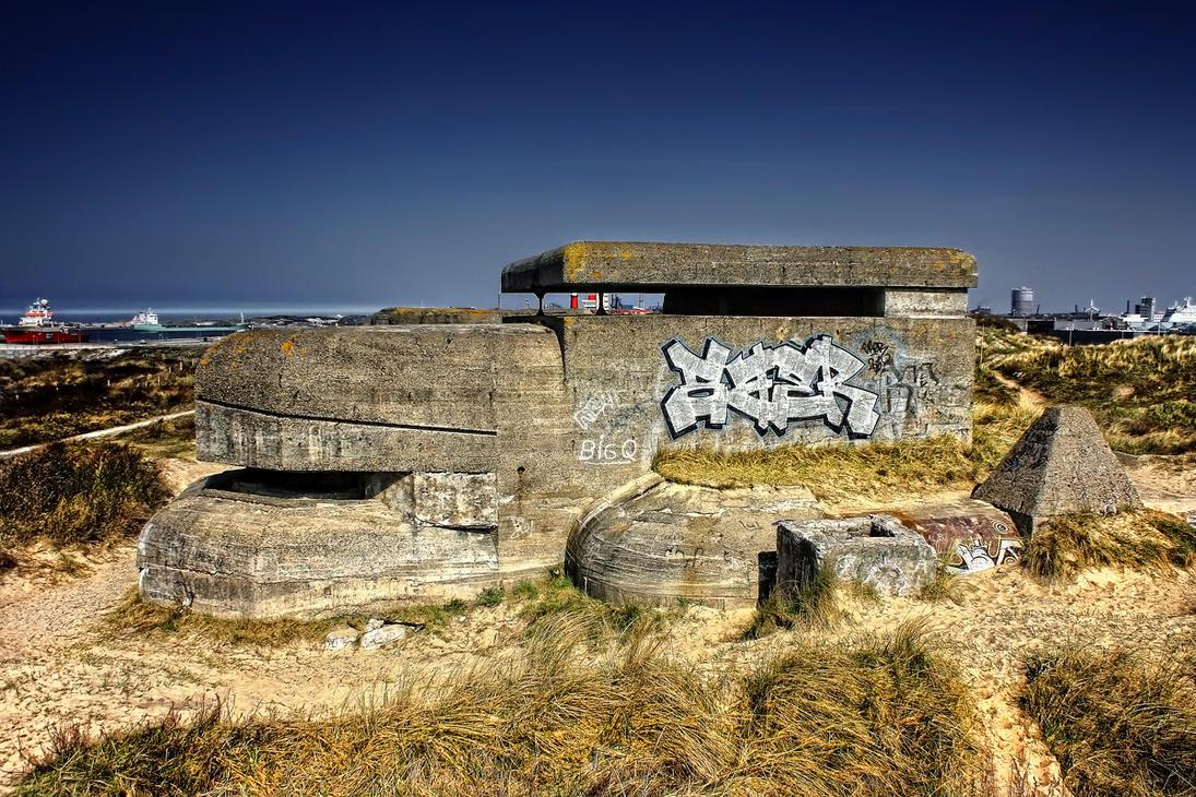 Bunker by JoostvanD