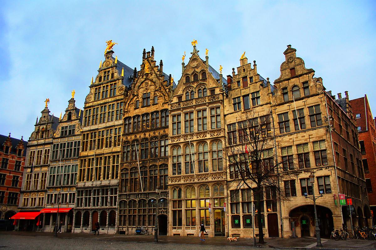 Antwerp by JoostvanD