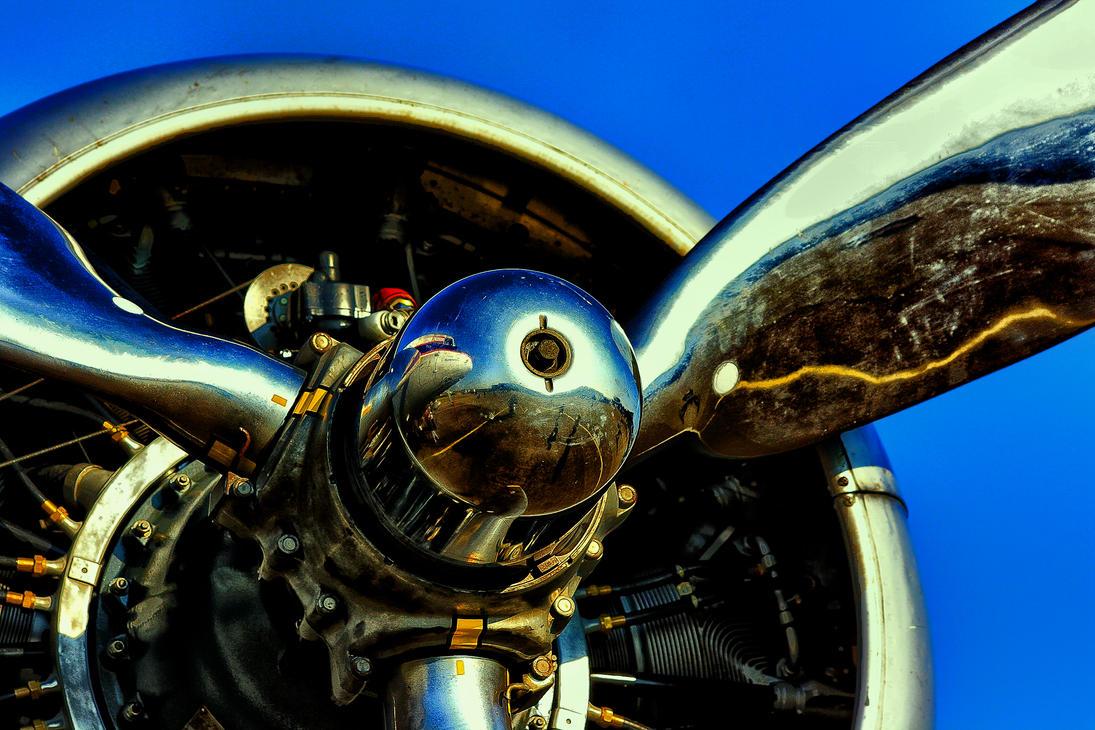 DC-3 by JoostvanD