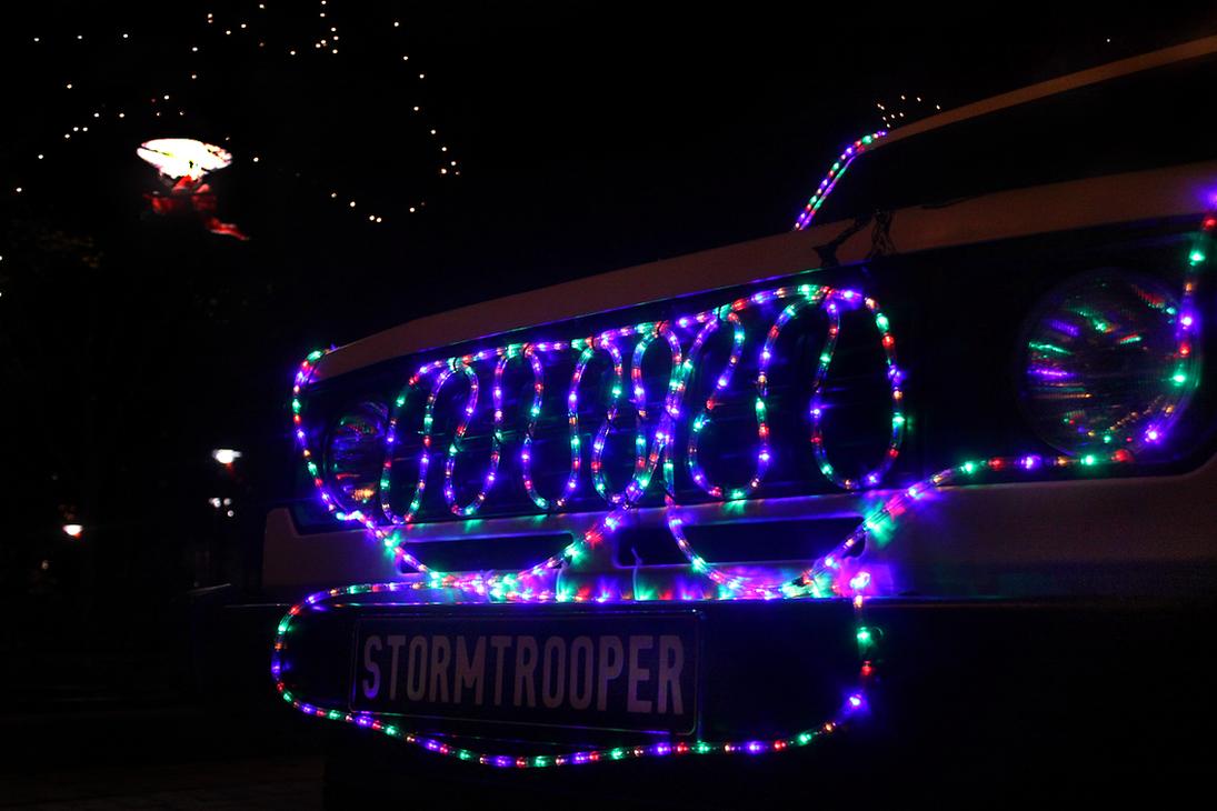 Christmas On Wheels by AllHailZ