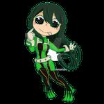 Tsuyu-chan chibi