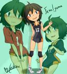 FemYamaguchi trio