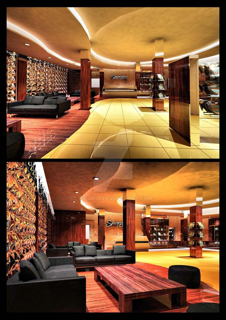 Joy Studio Design Gallery Best: Bakery Interior Design Group