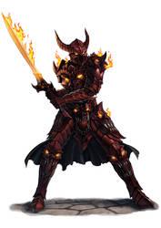 Armatura Demone