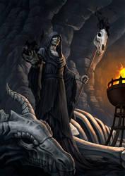 Sacerdote del Dio della Morte col
