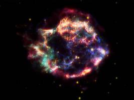 Colour Galaxy by RobJohnston101