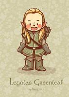 Legolas Greenleaf by haleyhss