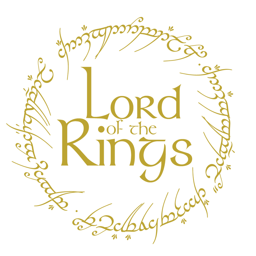 Resultado de imagen de LORD OF THE RINGS LOGO