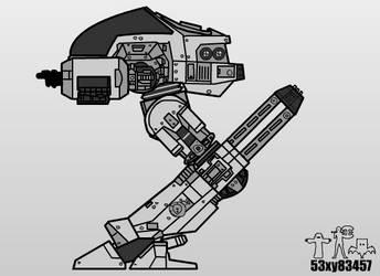 ED-209 (CH) by 53xy83457