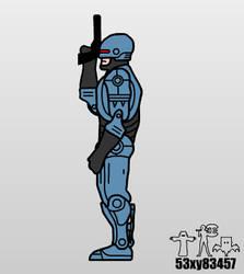 RoboCop (CH) by 53xy83457