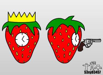 Strawberry Clock (CD) by 53xy83457