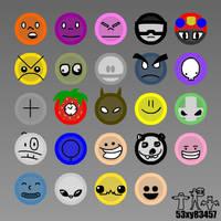 Balls by 53xy83457