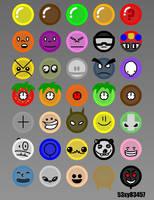 Balls 2 (BG) by 53xy83457
