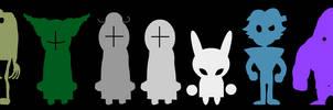 Ng Characters (SG) by 53xy83457