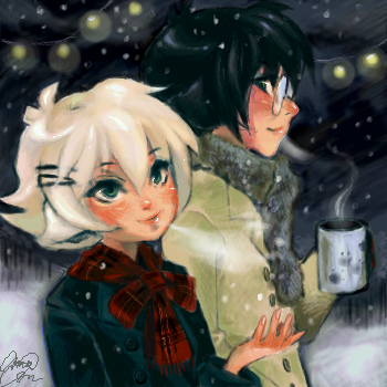Todd and Reirei v. Winter by reirei