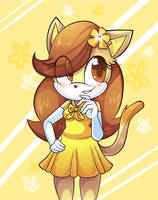 So Yellow by CuteyTCat