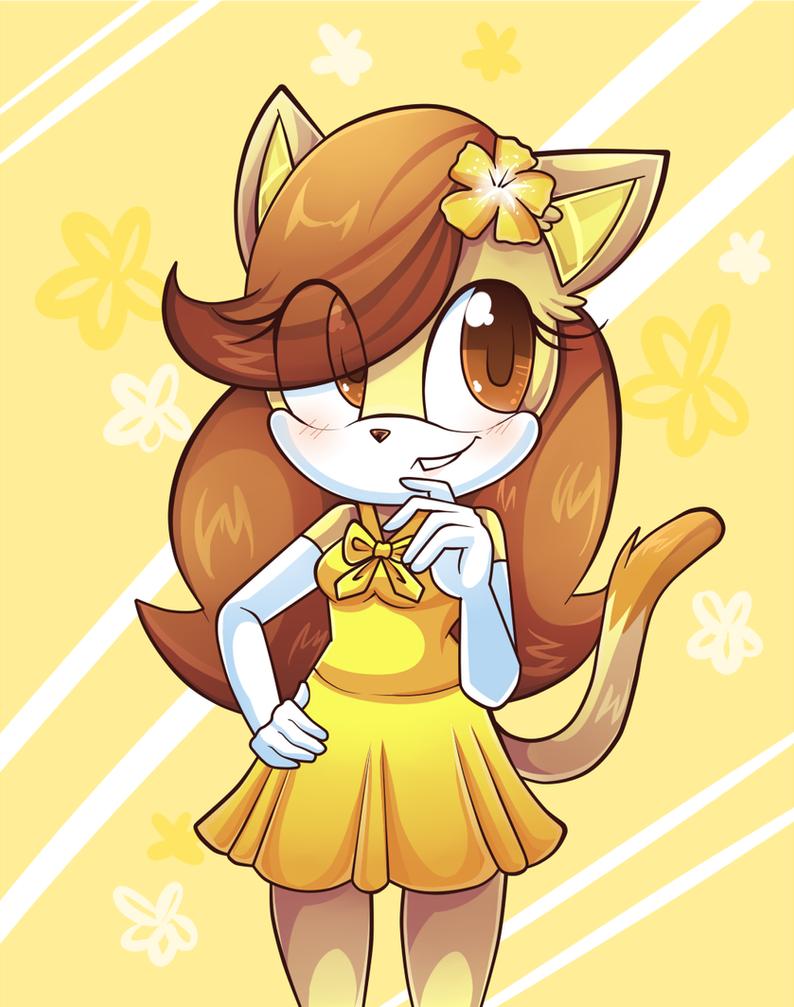 So Yellow by cuteygirl226