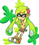 Squid Kid Daniela