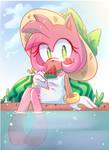 [SpeedPaint] Summer Rose