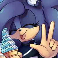 Summer time Icecream Icon 15
