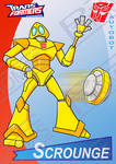 Transformers Animated Scrounge