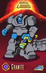 Rock Lord Granite redux