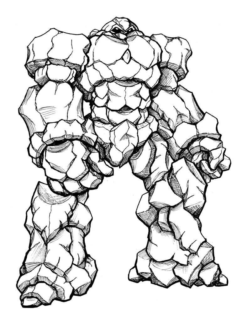 Minecraft Iron Golem Coloring Pages Coloring Pages