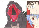 Evangelion - The roar of a god