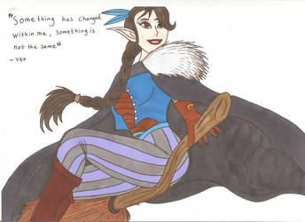 Vex Ahlia On Vox Machina Deviantart To obtain each piece of dragon armor you must either craft it or obtain it from a dragon(of course you can also get it from auctions too, as it is sellable and. vex ahlia on vox machina deviantart
