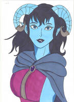Critical Role C2 - Jester by Tyrannuss555