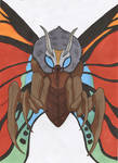 Godzilla KOTM - Mothra Queen of the Monsters