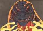 Godzilla KOTM - The one true king