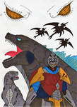 Godzilla - War of the monsters