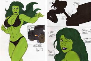 Sexy She hulk