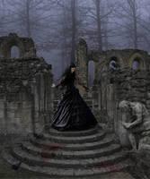 Dancing on ruins by olkag