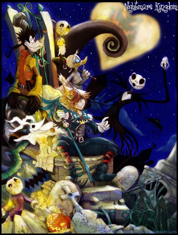 Nightmare Kingdom by Revenant-Wings