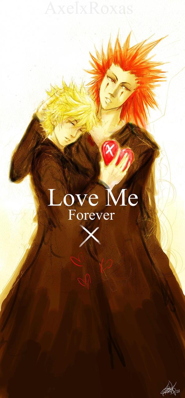 KH: Love Me by Revenant-Wings