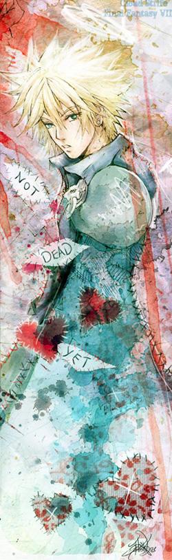 Not Dead Yet by Revenant-Wings