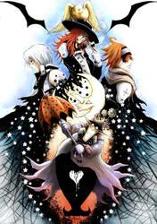 DGM: White Heartbeat by Revenant-Wings
