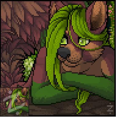 Rainforest by Zingey
