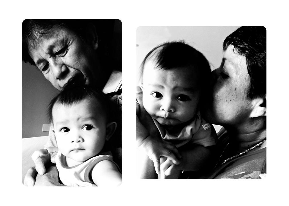 Cucu Atuk Nenek by princessmartini