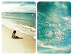 The Beach by princessmartini