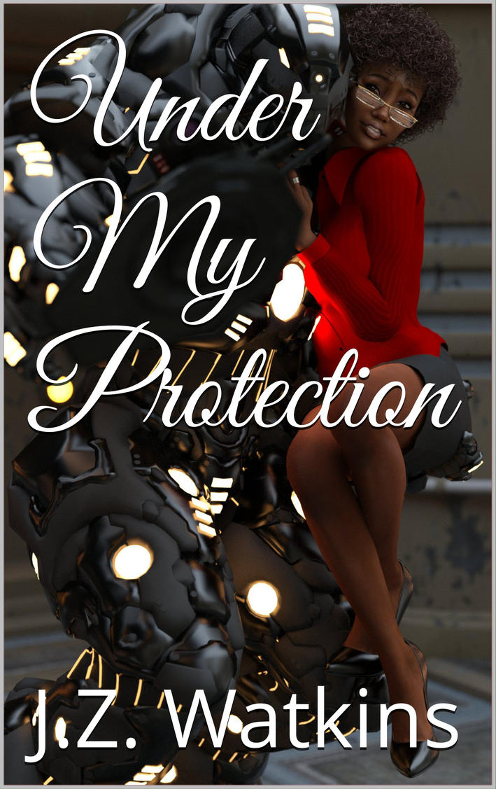 Under My Protection cover v2 by JovianJ