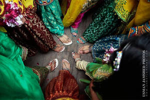 Pakistani traditional weddings by UsmanJamshed