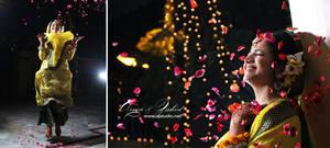A Happy Pakistani Bride by UsmanJamshed