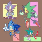 Sonic Warmups