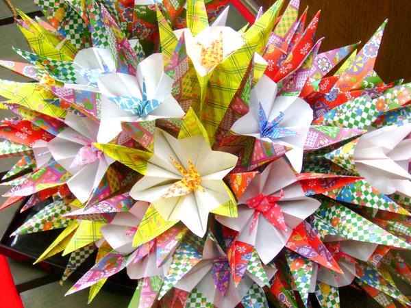 Origami by cherriteardrops