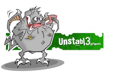 Unstabl3's pet by Unstabl3-art