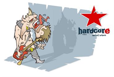 Hardcore by Unstabl3-art